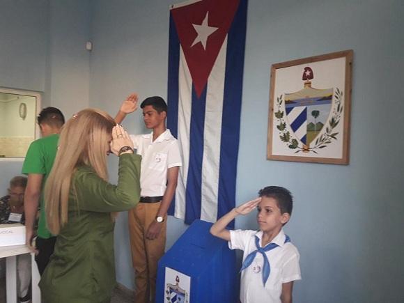 Camagüeyanos honran con su voto el ser cuna del constitucionalismo cubano (+Audio)