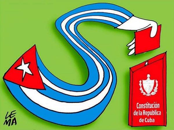 Más de medio millón de camagüeyanos participó en el referendo constitucional