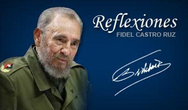 La última Reflexión de Fidel