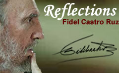 Reflections by Comrade Fidel: The Hard Times Facing Humanity