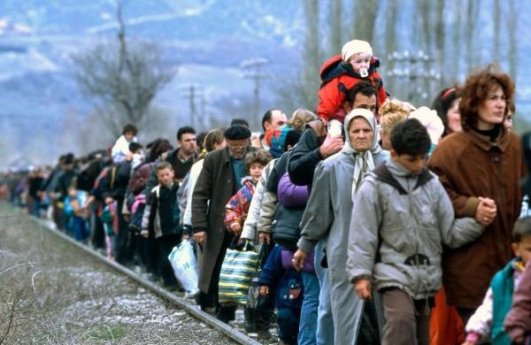 Los refugiados necesitan una repuesta