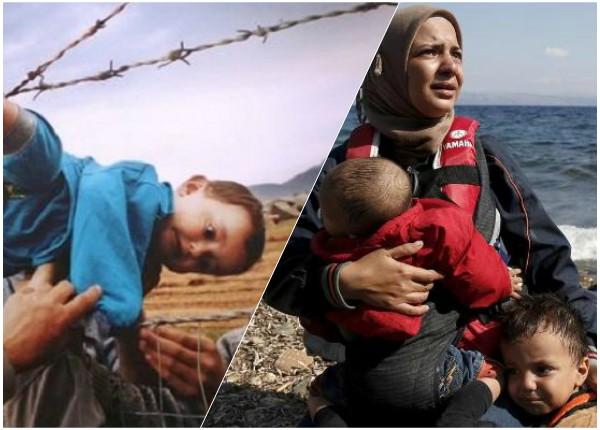Con cifra récord, el planeta vive hoy el Día Mundial del Refugiado