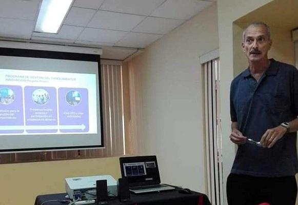 La Unión de Informáticos de Cuba también aporta al desarrollo camagüeyano (+ Audio)
