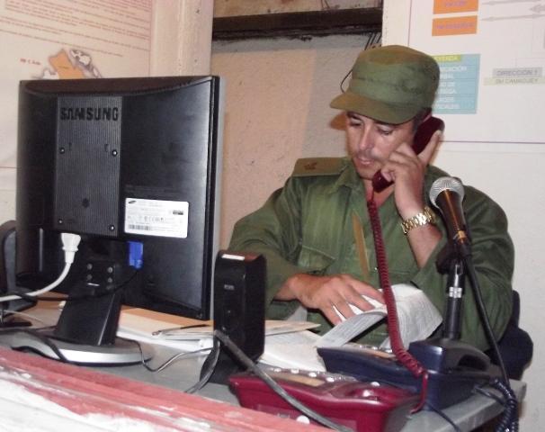 Participan cubanos en actividades de preparación para la defensa