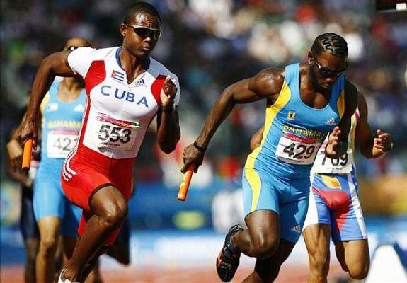 Cuba logró dos medallas en Iberoamericano de Atletismo