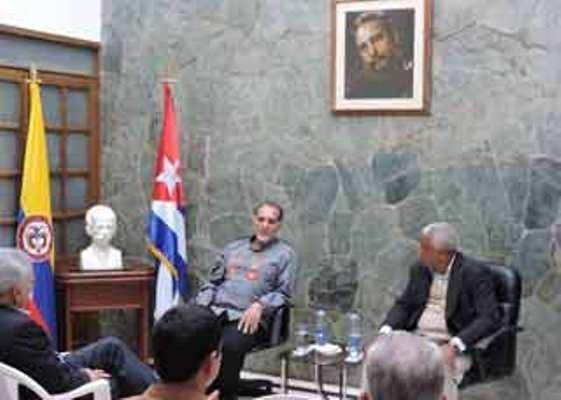 Congreso colombiano recibirá a Héroe antiterrorista cubano