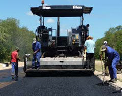 Reparan en Camagüey viales de amplia circulación