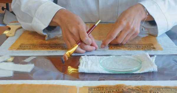 Inauguran laboratorio para la restauración de papel en provincia central cubana