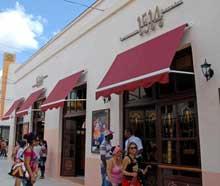 Céntrico y acogedor restaurante en la ciudad de Camagüey
