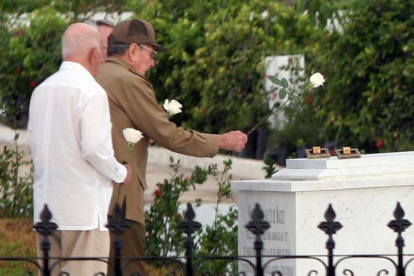Inhumados en Santa Ifigenia restos de patriotas cubanos (+Fotos)