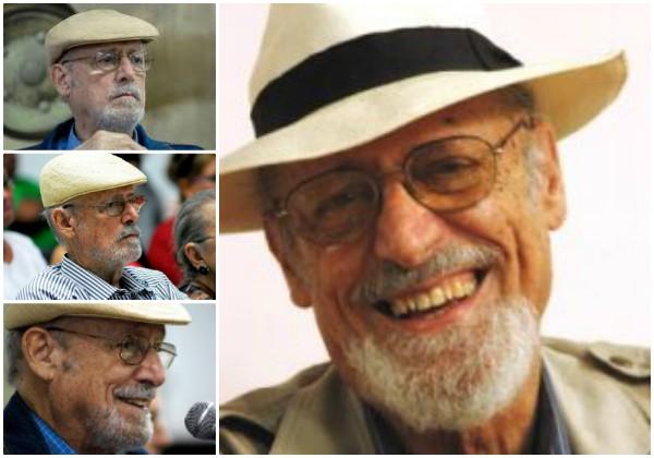 Cubano Roberto Fernández Retamar: Premio Internacional José Martí de UNESCO