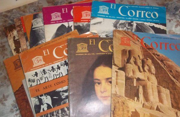 Reaparece revista El Correo de la UNESCO