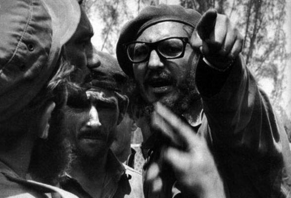 Destacan liderazgo de Fidel en Playa Girón palestinos en el Líbano