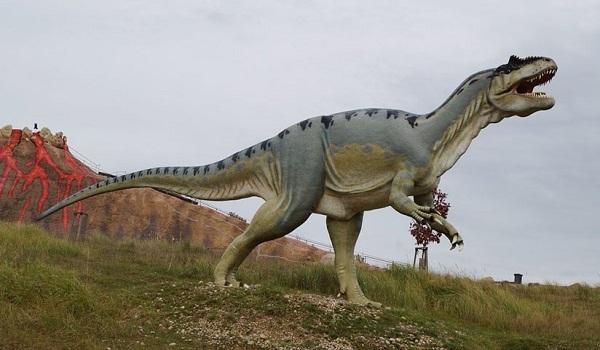 ¿Para qué servían los diminutos brazos del T-Rex?