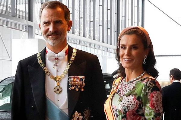 Comienza hoy visita oficial a Cuba de los reyes de España