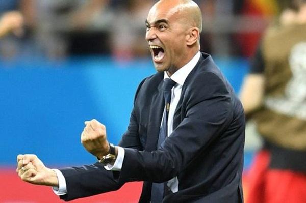 Orgulloso DT de selección belga de Fútbol por resultados en Mundial de Rusia