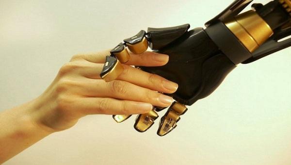 Crean sistema nervioso artificial para dotar de tacto a los robots