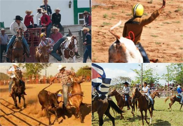 Rodeo entre las propuestas del San Juan camagüeyano