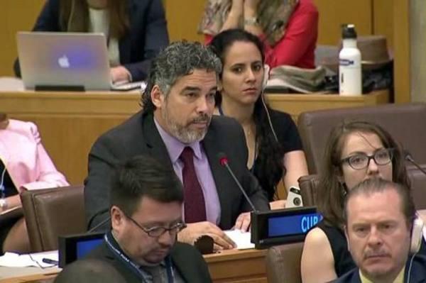 Cuba elogia tratado de ONU para prohibir armas nucleares