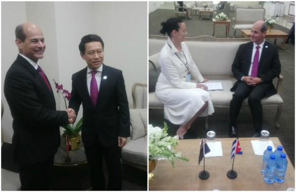 Vicecanciller cubano destaca en Reunión Ministerial de FOCALAE  impacto de colaboración