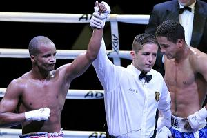 Cuba Beats USA in Boxing Match