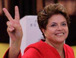 Concluyen preparativos en Brasil para toma de posesión de Rousseff