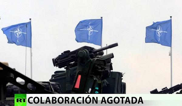 Rusia rompe nexos con la OTAN