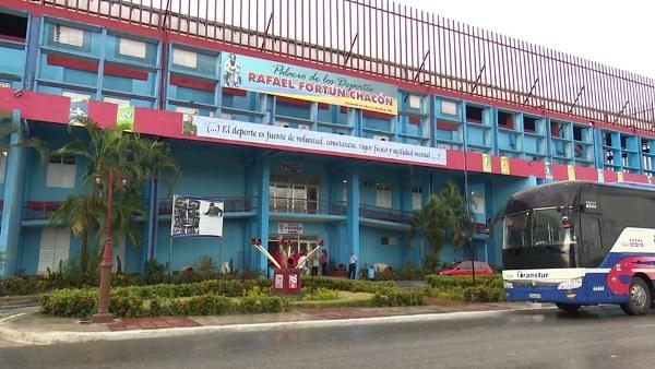 La impronta de Fidel en Camagüey: 30 años de la Sala Polivalente (+ Fotos)