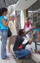 Arte para la reflexión y la preservación en calles camagüeyanas