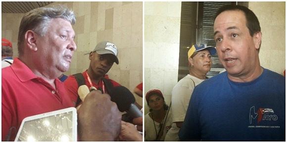 Desfile del 1ro de Mayo en Camagüey, muestra de la unidad entre cubanos (+Audios)
