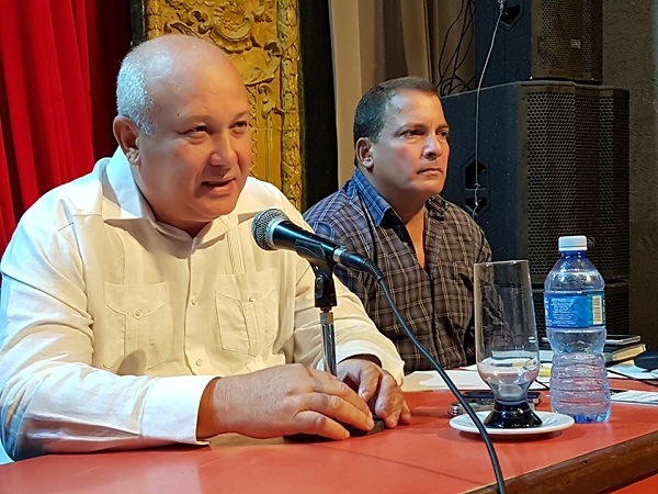 Vicepresidente del Consejo de Ministros insta en Camagüey a fortalecer gestión de Gobierno en la base (+Fotos)