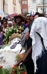 Con entierro de San Pedro despiden San Juan Camagüeyano