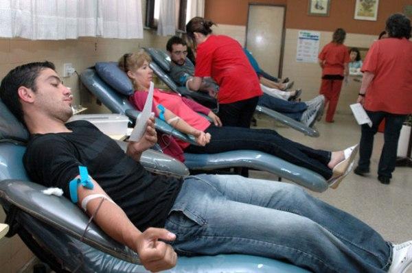 Jornada en Camagüey por Día Mundial del Donante de Sangre