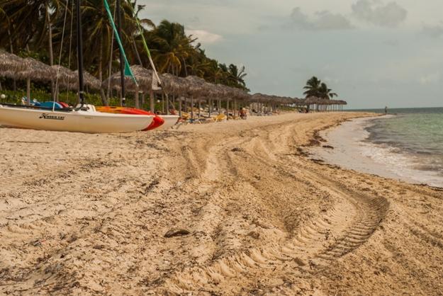 Playa Santa Lucía en Camagüey por consolidarse como importante destino turístico cubano