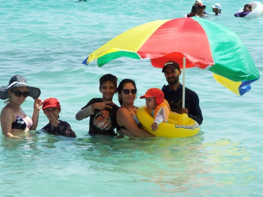 Santa Lucía: principal  destino turístico camagüeyano