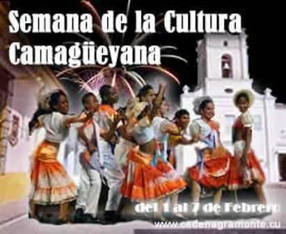 Variadas actividades en Camagüey para festejar Semana de la Cultura