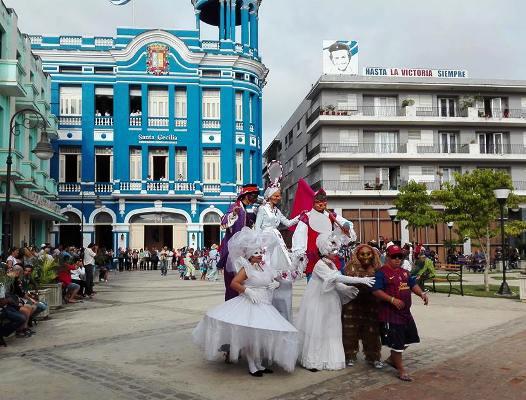 Commence la semaine de la culture de Camagüey