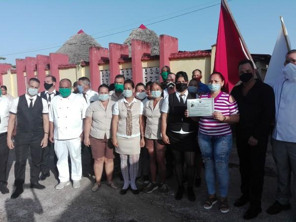 L'hôtel des FAR de Camagüey reçoit la reconnaissance Por las sendas de Agramonte