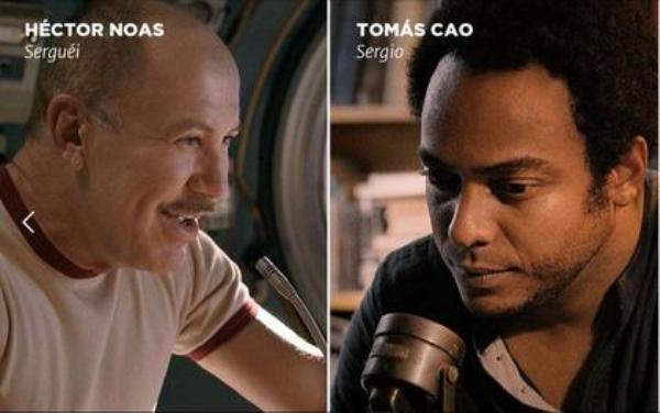 Premian en Panamá filme cubano Sergio y Serguéi