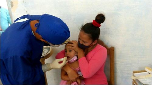 Destacan en Camagüey importancia de estudio de seroprevalencia y prevalencia de la COVID-19