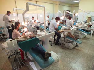 Continúa en Camagüey programa integral de salud bucal