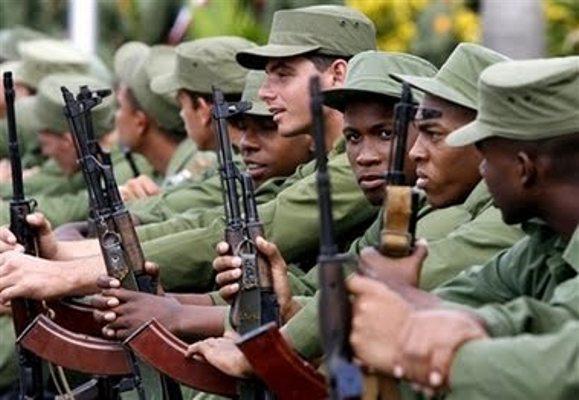 Cuba reanuda a partir del 1ro de septiembre llamados al servicio militar activo