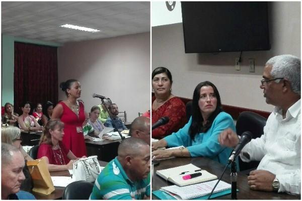 Colectivos camagüeyanos del sector jurídico llamados a un servicio ágil y de calidad