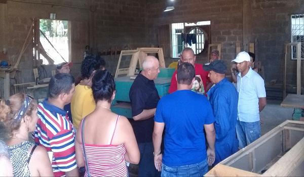 Evalúan en Camagüey labor de entidades que prestan servicios a la población (+Fotos)
