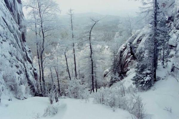 Frío polar en Siberia: menos 62 grados Celsius
