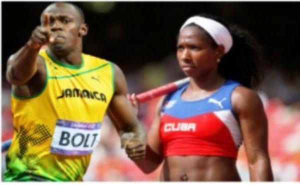 Cubana Silva y jamaicano Bolt ganan premios de AIPS América