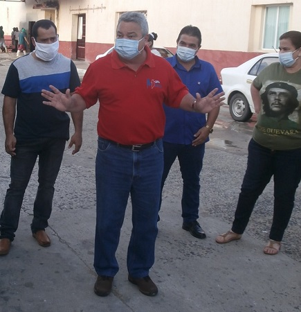 Secretario General de la CTC reafirma apoyo del movimiento sindical cubano al teletrabajo