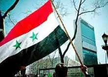 Opuesta Rusia a resolución en ONU contra Siria