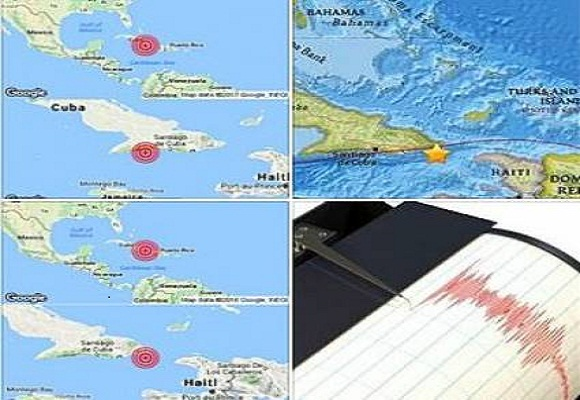 Cuban specialists track seismic activity in the Caribbean