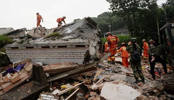 Transmite Canciller cubano condolencias por terremoto en China